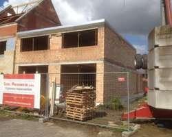 Woningen in opbouw - Van Grieken-De Meyer, Turnhout